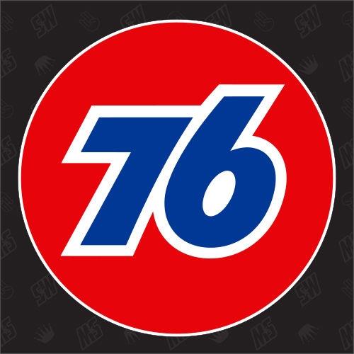 Union 76 Gas - Sticker