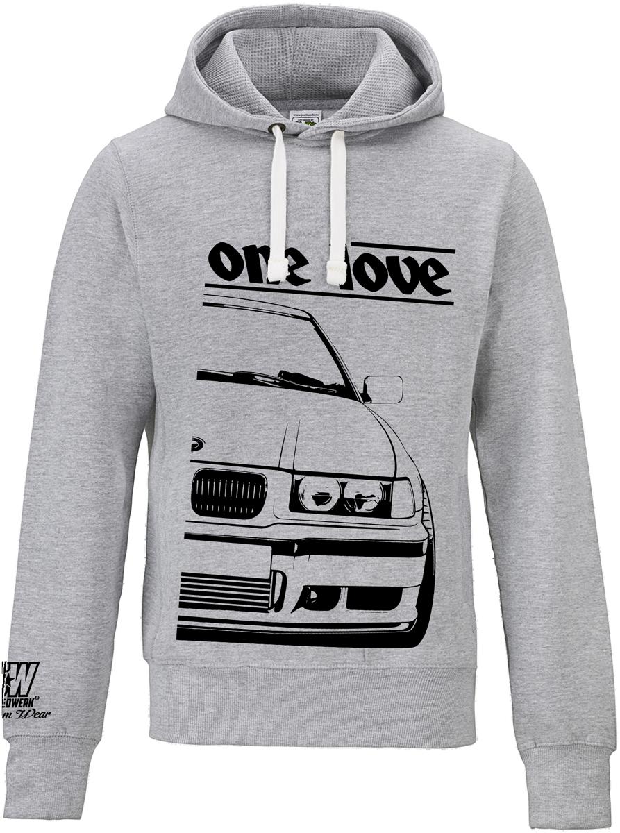 One love hoody e girls hoodys clothes speedwerk motorwear png 893x1200 Bmw  e36 hoodie d399c61965