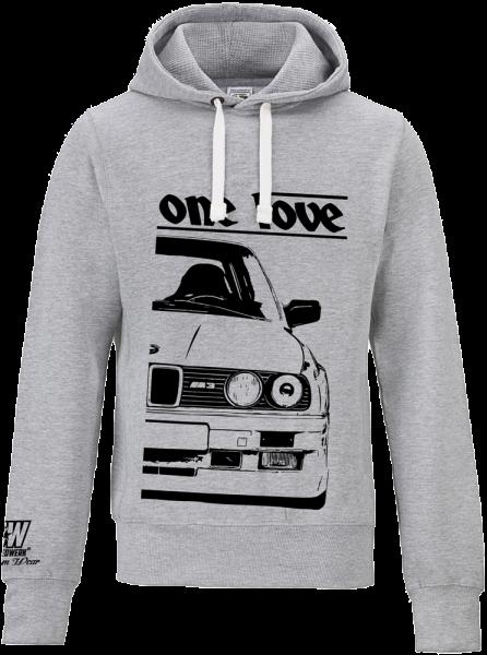 one love - Hoody / BMW E30 M
