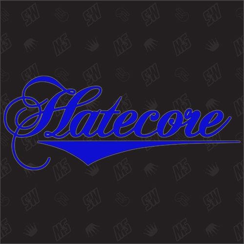 Hatecore- Sticker