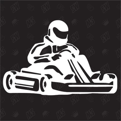 Go-Kart - Sticker