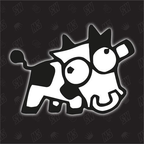 Kuh Version 3 - Sticker