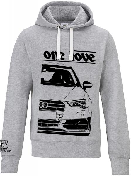 one love - Hoody / Audi S3 8V