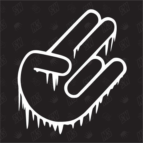 Wintershocker - Shocker Sticker