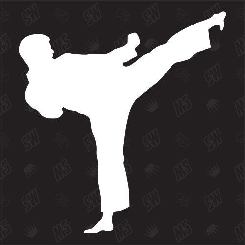 Karate - Sticker