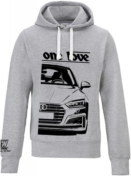 one love - Hoody / Audi S5 F5