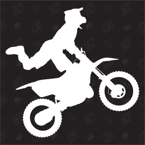 Motocross - Sticker