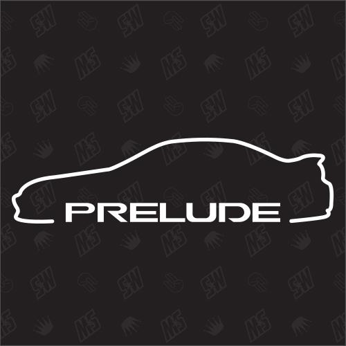 Honda PRELUDE Siluette BB9 - Sticker Bj.97-02