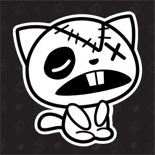 Shocker Cat - Sticker