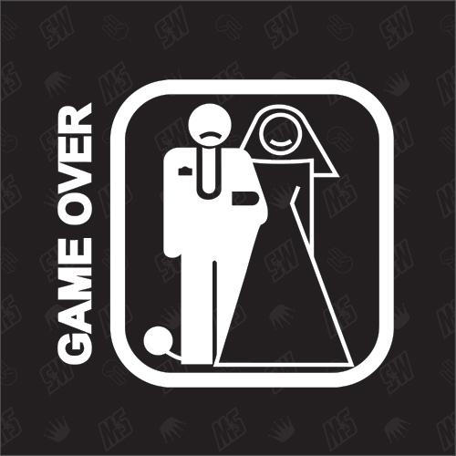 Game Over - Sticker