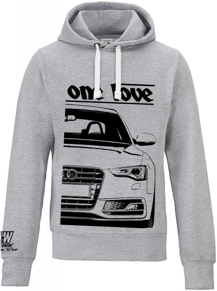 one love - Hoody / Audi S5 8F